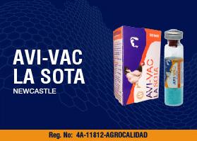 AVI-VAC LA SOTA