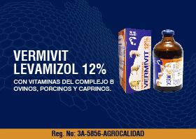 VERMIVIT  LEVAMIZOL 12%